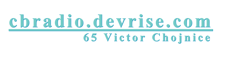 65 Victor Chojnice - cbradio.devrise.com